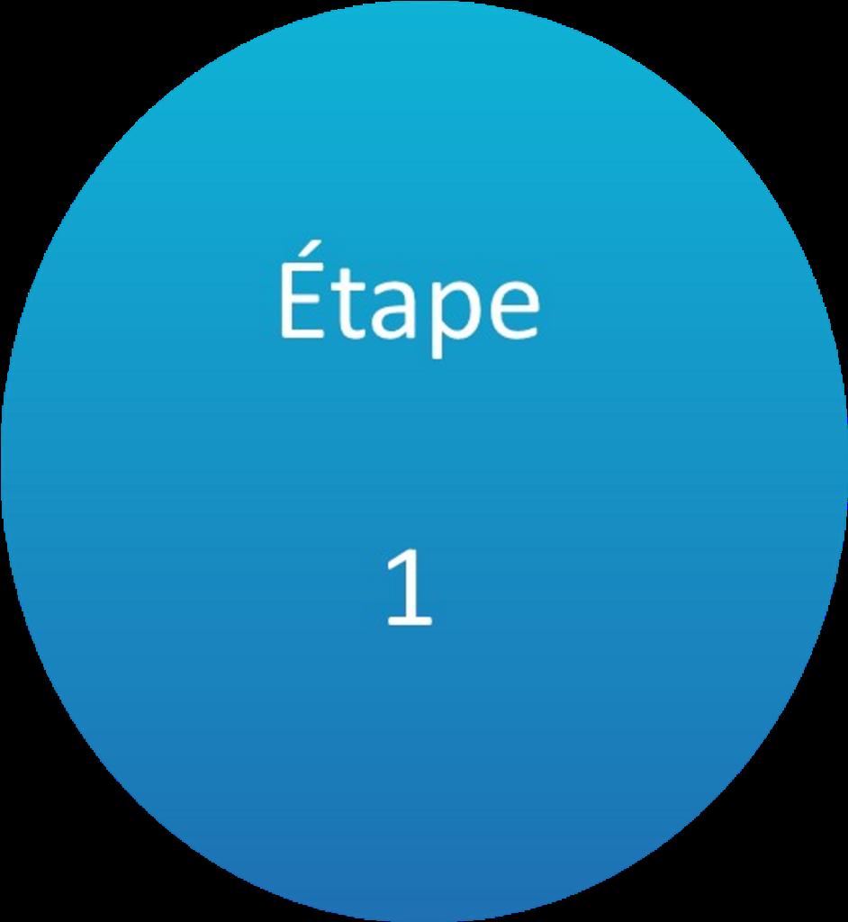 redaction web etape 1